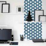 Relooker ses murs avec du papier peint adhésif