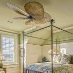 Profiter de la fraicheur d'un ventilateur de plafond
