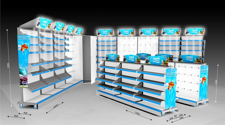 Caisson-lumineux-en-métal-pour-pet-food-Agrobiothers-scalia-gallery-metro
