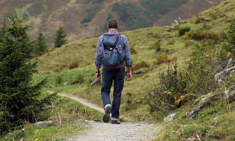 traceur gps randonnée