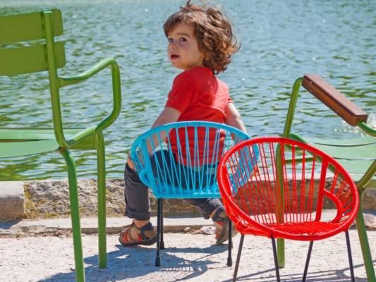 transat portique jardin pour enfant