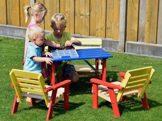 jardin pour votre enfant