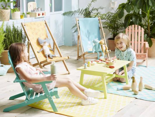 mobilier jardin pour votre enfant